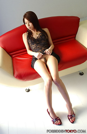 Serena is one of the hottest Japanese porn girls on the internet